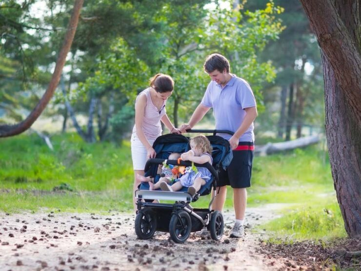 How to Select the Best Lightweight Double Stroller