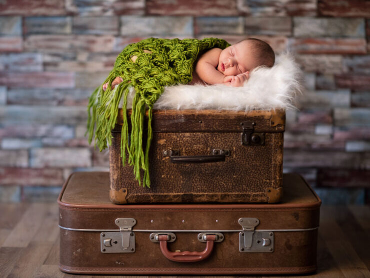 Tips for Editing Baby Pictures