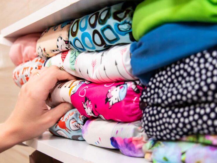 Types Of A Cloth Diaper