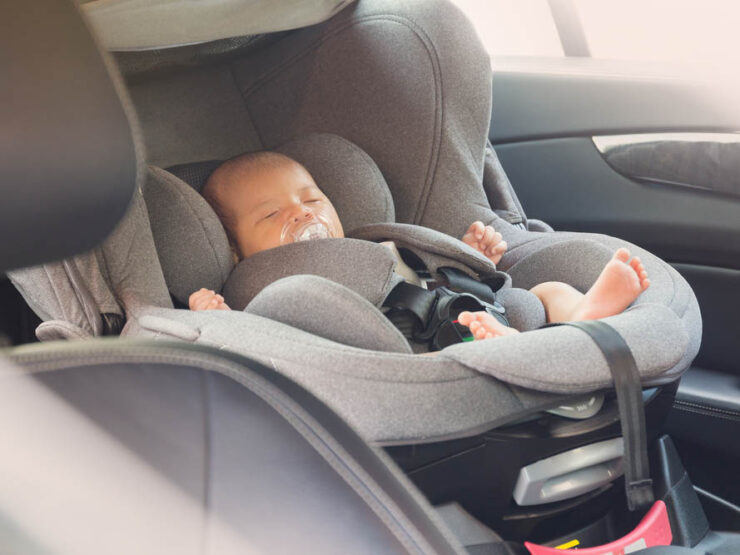 What to Look for in a Convertible Car Seat
