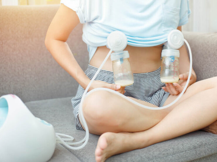When Should You Throw Your Breast Pump?